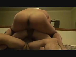 Hot slut with her cuckold