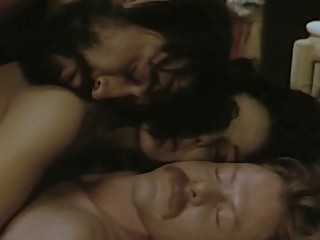 Les Obsedees 1977 (Cuckold, Dped, Threesome scenes)