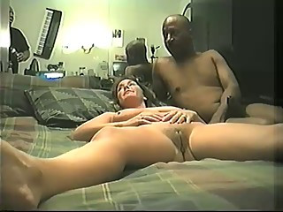 White wife enjoying BBC1 - part 2 of 4